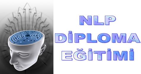 NLP Liderinden NLP Diploma Eğitimi Alma Fırsatı