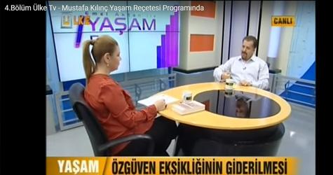 NLP Lideri Mustafa Kılınç 20.11. 2013 günü 'Emel Aktan'ın 3. Kez CANLI Yayın Konuğuydu.
