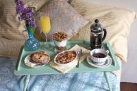 Kahvaltıda İltifat