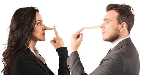 Yalanın 7 Sırrı