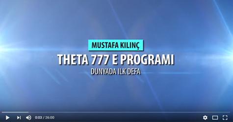 NLP Haber: DÜNYADA VE TÜRKİYE'DE BİR İLK THETA 777 E PROGRAMI