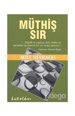MÜTHİŞ SIR – MIKE HERNACKI