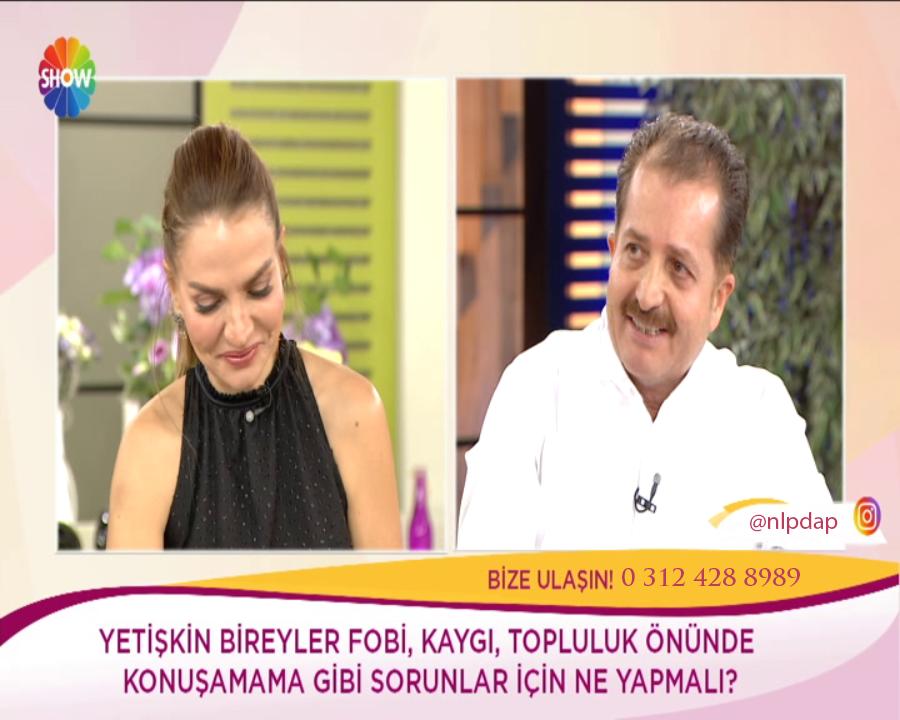 """NLP Lideri Mustafa KILINÇ 18.12.2019'da """"Kendine İyi Bak"""" Programının Konuğuydu"""