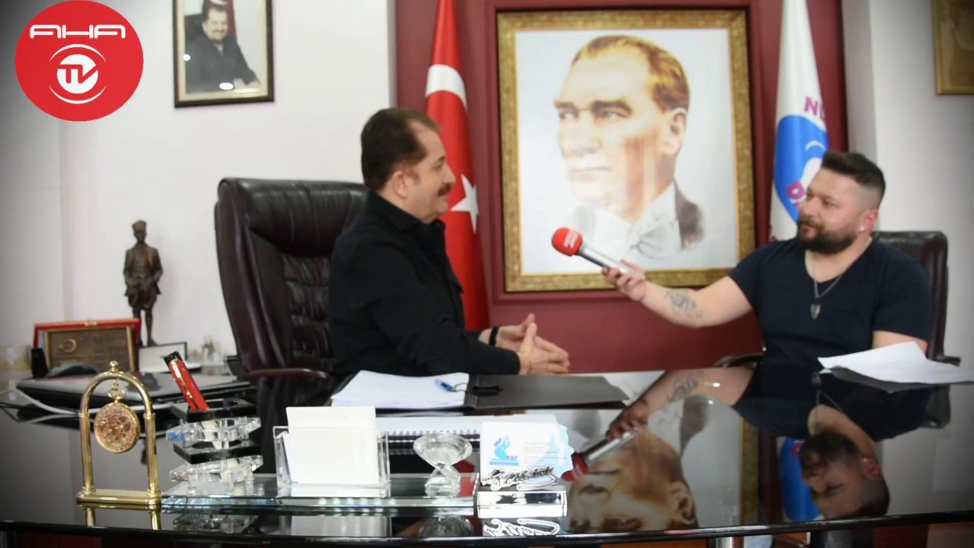 NLP Haber: NLP Lideri Mustafa Kılınç