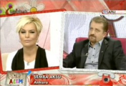 NLP Lideri Mustafa Kılınç Sibel Alem Programı