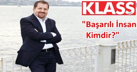 NLP Lideri Mustafa Kılınç'ın Klass Magazin Eylül 2011 sayısında BAŞARILI İNSAN KİMDİR? Yazısı yayınlandı.