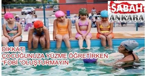 "Tatilin Kabusu ""Yüzme Fobisi"""