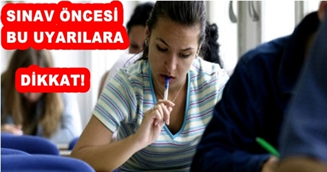 YGS Sınavına Doğru Yapılması Gereken Öneriler