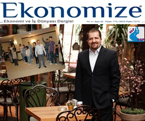 """Mart 2012 Sayısında """"Sınava Girecek Öğrencilerin Can Simdi Başarı Koçluğu"""" Röportajı yayınlandı."""