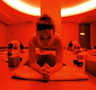 Yeni Moda: Cehennem Sıcağında Egzersiz
