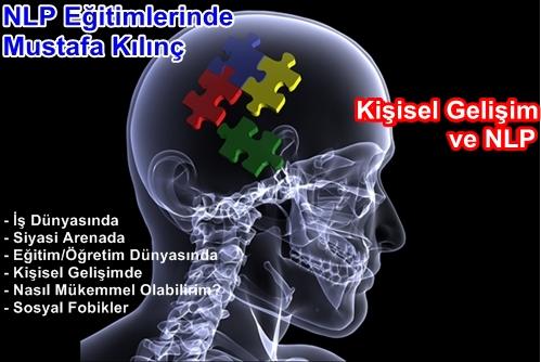 NLP Haber Konular: NLP Eğitimlerinde Mustafa Kılınç